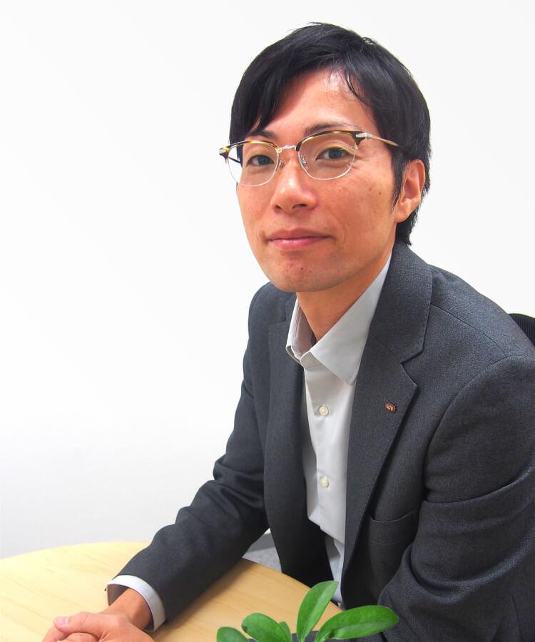 社会福祉士・横田 一也さんの顔写真